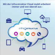 Cloud Computing mit infra-struktur