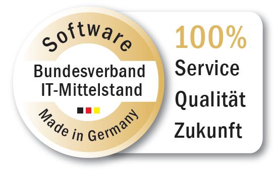 infra-struktur mit Gütesiegeln des Bundesverband IT-Mittelstand